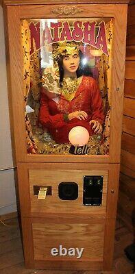 Natasha Fortune Teller Machine Full Size Money Maker! Premium Version