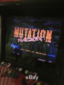 Neo Geo MVS-2 Arcade Machine