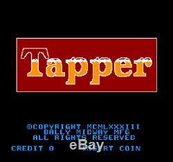 New 2020 coin operated TAPPER Jamma ARCADE MACHINE W WARRANTY