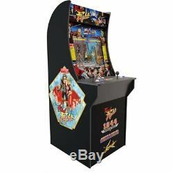 New Arcade1up Final Fight Arcade 1up 4ft Machine 4 Games