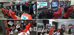New Arrival 2015 Racing Game Coin Operated Games Arcade Machine racing drive
