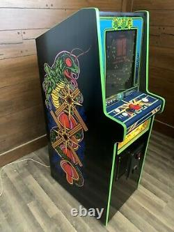 New Centipede Cabaret Arcade Machine, Upgraded