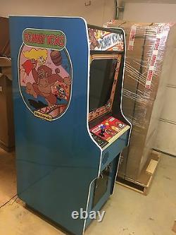 New Donkey Kong Machine, Upgraded