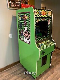 New Dr. Mario Arcade Machine