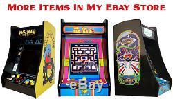 New Galaga Bartop Arcade Machine, Multicade with60 Game Jamma Board & 19 Monitor