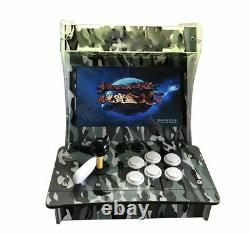 New Mini Bartop Arcade Machine Up to 4 Players with 3399 Game Console 3D
