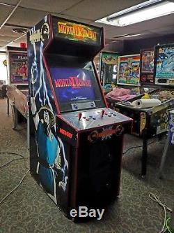 Nice Factory Dedicated Mortal Kombat 2 Arcade Machine