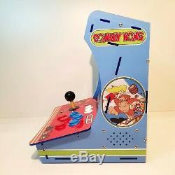 Nintendo Donkey Kong Arcade Machine / 2600 Games / Bartop Cabinet
