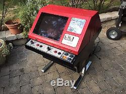 Nintendo VS Red Tent Arcade Machine Cocktail Table VS Baseball Ice Climber +