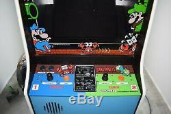 Nintendo mario bros arcade machine