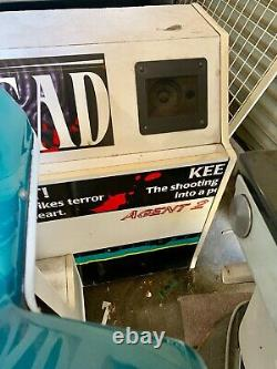 ORIGINAL SEGA 50Monitor House of the Dead 1 DX Deluxe Arcade Game Machine As-is