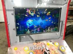 Ocean king 3 two player fish hunter arcade game machine