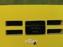 Official Pac-Man 1/4 Scale Arcade Cabinet Machine Mini 16.9 Backlit PacMan Rare