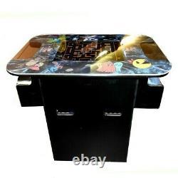 On Sale Cocktail Arcade Machine 60 games Sit Down Arcade Game