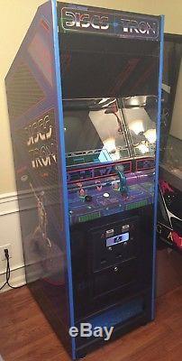 Original Cut EDOT Environmental discs of Tron Arcade machine Speech Chaser light