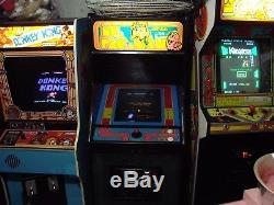 Original Ms. Pacman Arcade Machine Midway