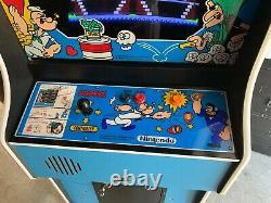 Original Nintendo Popeye Arcade Machine Cabinet 1982
