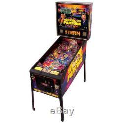 PLAY FIELD NOS Stern Wheel of Fortune Playfield Pinball Machine