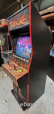 PRIMAL RAGE Full Size Fighting Arcade Video Game Machine! WORKS GREAT