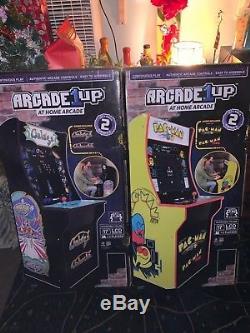 Pacman Arcade Machine Video Game Room Man Cave Retro Fun Play LCD Pac-man 4 Ft