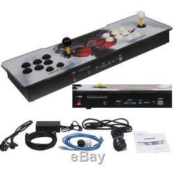 Pandora Box Classic Arcade Game Machine1220 6S Video Game Double Stick USA Stock