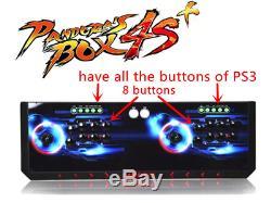 Pandora box 4s+ Arcade Machine Arcade Console 815 Retro Video Games Metal