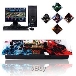 Pandora's Box 4s Home Arcade Console Machine Double Stick HD VGA 800 In 1 Games