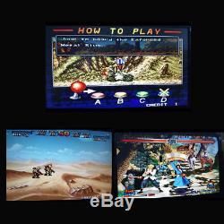 Pandora's Box 5S+ Arcade 999 In 1 Console Machine Video Fight Games Gamepad HOT