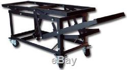 Pinball Machine Dolly Lift Cart NEW DESIGN LIFTS 2 HIGHER