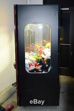 Prize Time Crane Claw Machine Coin Operated Vending BRAND NEW FREE SHIPPING