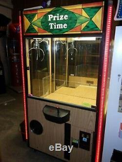 Prize Time Crane Claw Machine Game #cr024