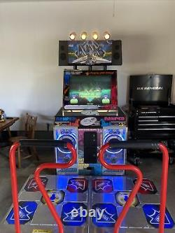 Pump It Up New Xenesis Arcade Dance Machine From Storage Never Used
