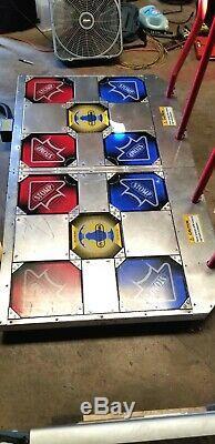Pump it Up Arcade Machine Andamiro T DDR Dance Revolution PIU Prime Fiesta