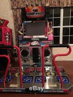 Pump it Up Zero Dance Machine- full size Video arcade game