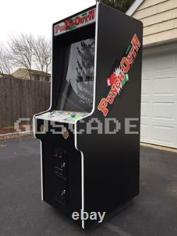 Punch-Out! Arcade Machine NEW Full Size Nintendo Punch Out Dual Screen GUSCADE