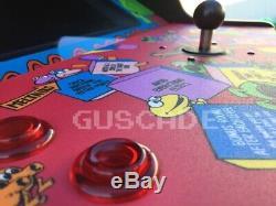 QBERT QUBES Arcade machine Full Size NEW QBERT Cubes Guscade