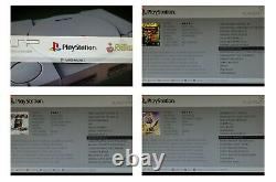 Raspberry Pi 4 B Retro Games Console 200 or 320 GB GB Arcade Gaming Machine