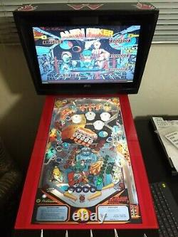 Remote Virtual Pinball Table Installation/troubleshooting Service