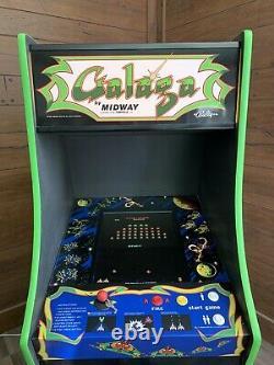 Restored Galaga Arcade Machine, Upgraded