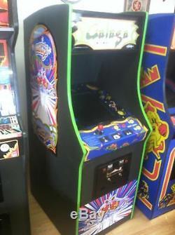 Restored Galaga Arcade Machine, Upgraded To Play 60 GAMES