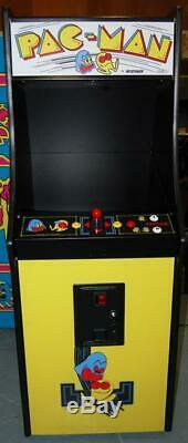 Restored PacMan Classic Arcade Machine Upgraded To Play 60 Games! Pac Man