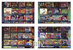 Retro Games Console 144 Gb Arcade Machine Emulator With Wireless Controller