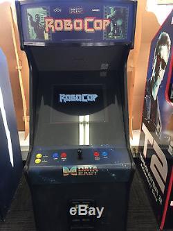 RoboCop Arcade Machine! ROBO COP