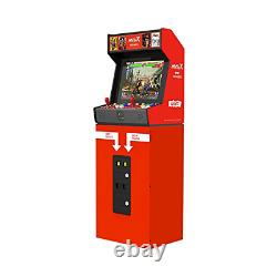 SNK MVSX Arcade Machine with 50 SNK Classic Games 57 Preorder Ships Late Nov