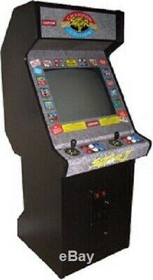 STREET FIGHTER II ARCADE by CAPCOM (Excellent Condition)