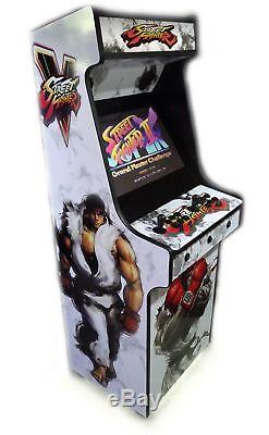 STREET FIGHTER arcade machine cabinet 815 games multi game jamma board retro