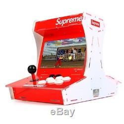 SUPREME 10.4 Retro Classic Game Console Arcade Machine Dual Player 1388 GAMES