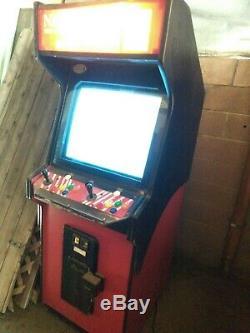 Sammy atomiswave game Metal Slug 6 arcade machine with hi res 27 monitor