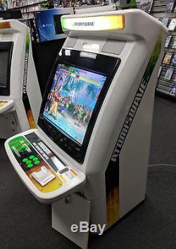 sega atomiswave 1 player arcade candy cabinet jamma cab pcb machine