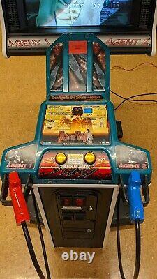 Sega House of the Dead 1 Standard Arcade Cabinet Machine Used